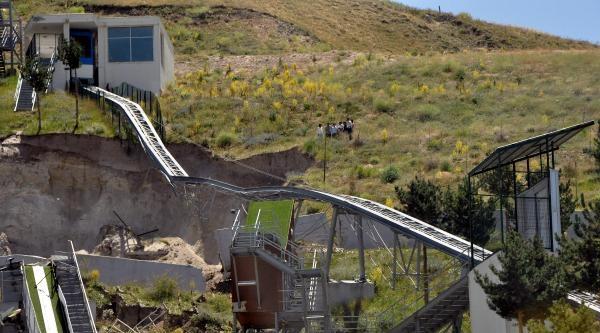İmo'nun Atlama Kuleleri Ön Raporu: Demirsiz Beton Kullanıldı