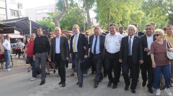 İnce: Dünyada Üst Geçit Sözü Veren Başbakan Recep Tayyip Erdoğan'dır