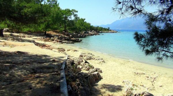 İncekum Plajı Özel Şirkete Kiralandı