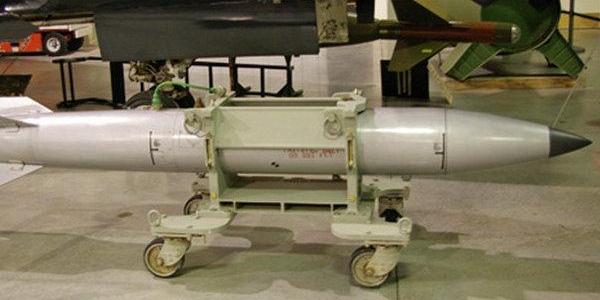 Incirlik'Teki Nükleer Bombalara Güdüm Sistemi