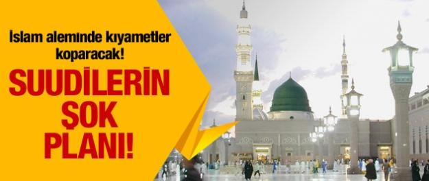 Independent'dan korkunç iddia: Hz. Muhammed'in kabri yıkılabilir!