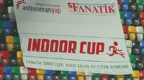 Indoor Cup Başladi