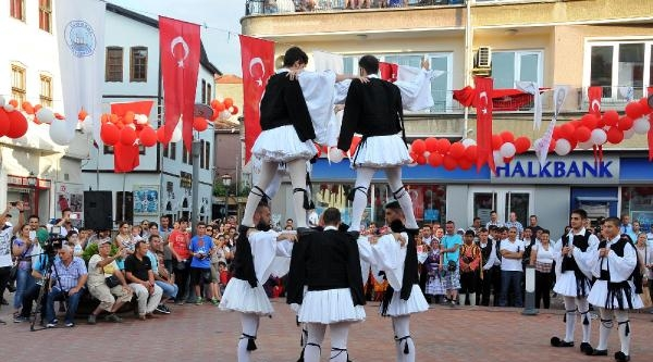 İnebolu'da Festival Heyecanı