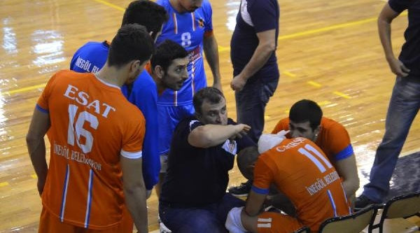 Inegöl Belediyespor-Arkasspor: 0-3