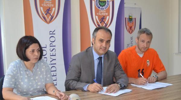 İnegöl Belediyespor Toobal'la İmzaladi
