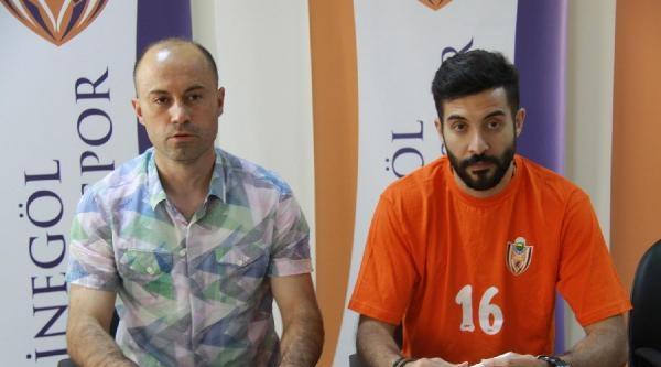 İnegöl Belediyespor'da İç Transferde İlk İmzalar Atıldı
