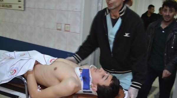 İnegöl'de 2 Ayrı Kazada 1 Kişi Öldü, 5 Kişi Yaralandı