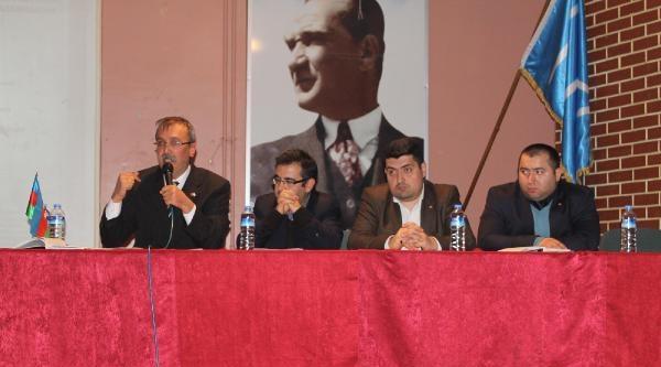 İnegöl'de 'hocalı Katliamı Ve Karabağ' Paneli