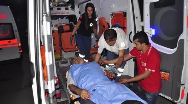 İnegöl'de Pompalı Tüfekle Saldırı: 4 Yaralı
