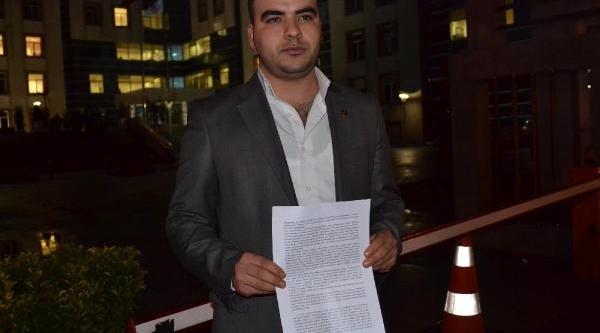 Inegöllü Gençten Başbakan Hakkinda Suç Duyurusu