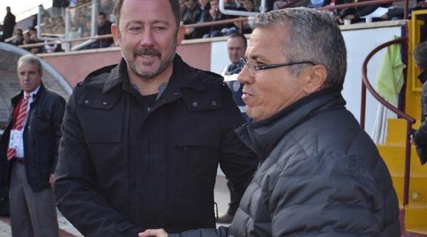 Inegölspor-Gaziantepspor Fotoğraflari (Türkiye Kupasi)
