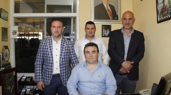 İnegölspor'da Yücel Demir Başkanlığa Aday Oldu