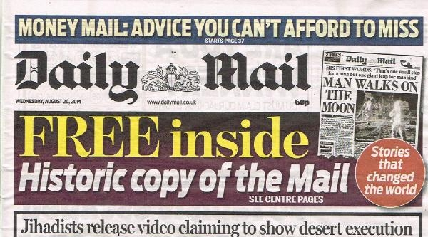 İngiliz Basını: Abd'li Gazetecinin Kafasını Kesen Işid Militanı İngiliz