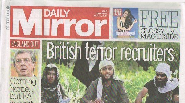 İngiliz Cihatçılar Araştırılıyor