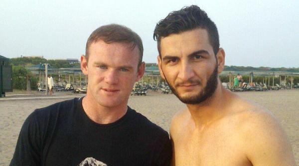 İngiliz Futbolcu Rooney, Dünya Kupası Finalini Antalya'da İzledi
