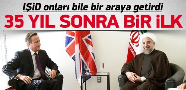 İngiltere ile İran arasında tarihi görüşme