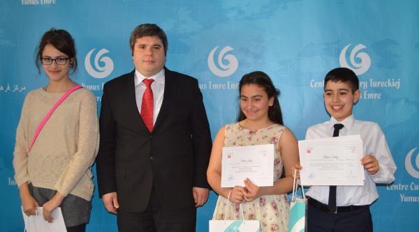 İngiltere'de Türk Okulları Arasında Şiir Okuma Yarışması