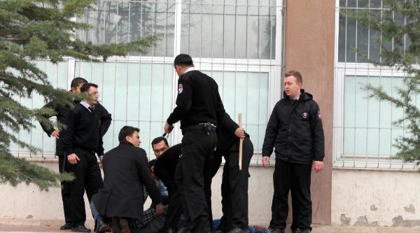 İnönü Üniversitesinde Kavga: 47 Gözaltı