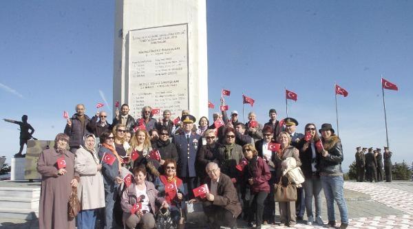 İnönü Zaferi'nin 93'üncü Yıldönümü Törenlerle Kutlandı