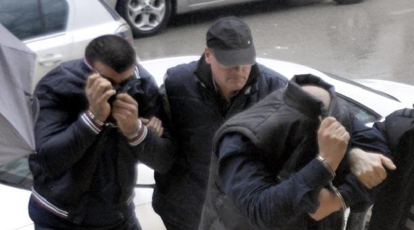 İnşaat Kalabı Hırsızlığında 2 Kişi Tutuklandı
