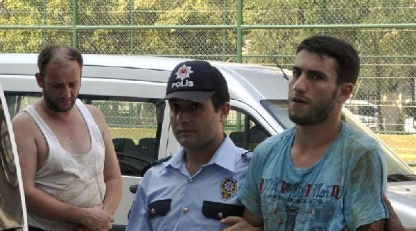 İnşaattan Demir Hırsızlığına 2 Gözaltı