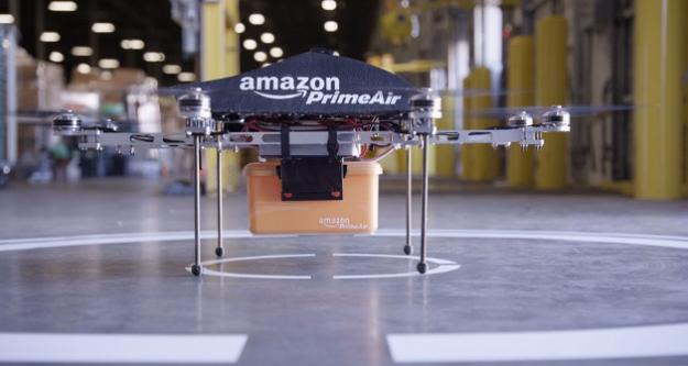 İnternet devi Amazon'dan çılgın proje!