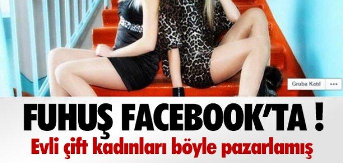 İNTERNET FUHUŞ ÇETESİNE OPERASYON !