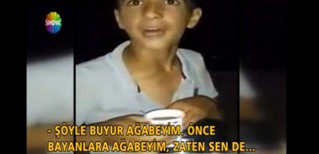 İnternetin yeni fenomeni 'Çaycı Erkan'