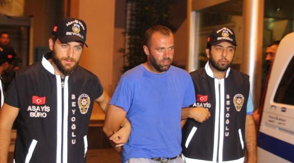 İnterpol Tarafından Aranan Cinayet Zanlısı İstanbul'da Yakalandı