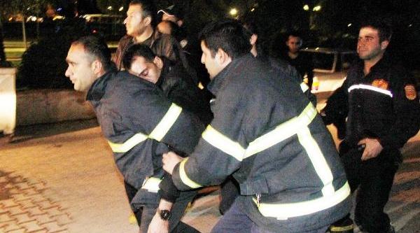Intihar Girişimini Polis Önledi