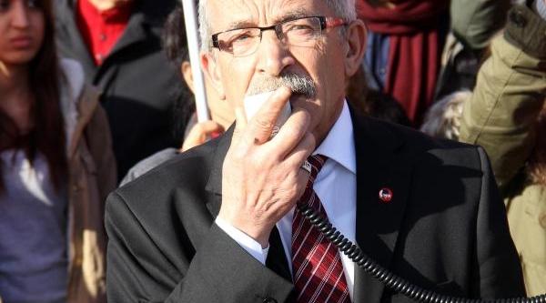 Ip Il Başkani Tosun: Başbakan Bölünmeyi Ilan Etti