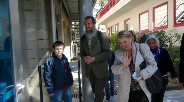 İp Kadıköy Adayı Suzan Aksoy Oyunu Kullandı