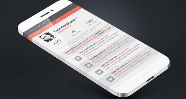 iPhone 6 böyle mi görünecek? 3 tarafında ekran var!