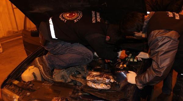 İpsala'da 5 Kilo Eroin Ele Geçirildi