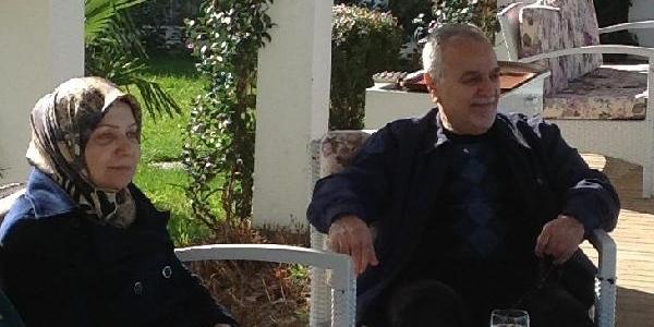 Irak Cumhurbaşkani Eski Yardimcisi Haşimi Sapanca'Daydi