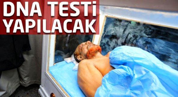 Irak DNA testi yapıyor!