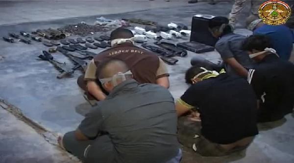Irak Ordusu Ramazan'da Eylem Yapacak Işid'e Bağlı Şebekeyi Yakaladı