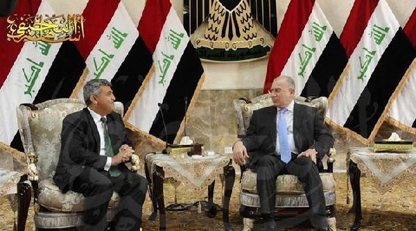 Irak Parlamento Başkanı El Nüceyfi, Büyükelçi Kaymakçı İle Görüştü