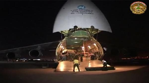 Irak Teröristlerle Mücadele İçin Rusya'dan Uçak Aldı