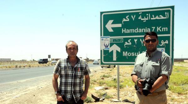 Irak Uçakları Bombaladı, Musul'dan Dumanlar Yükseliyor