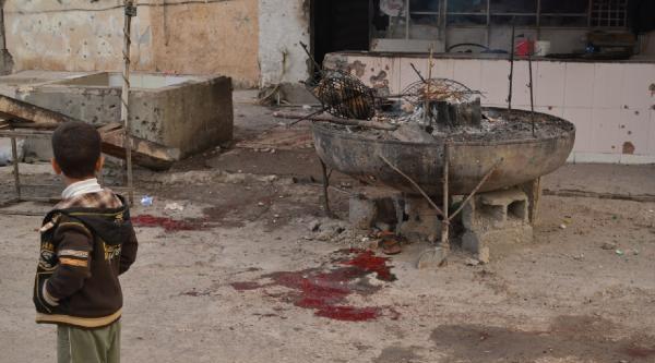 Irak'in Tuzhurmatu İlçesinde Patlama: 2 Ölü 11 Yaralı
