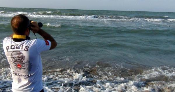 Irakli Genç Denizde Kayboldu