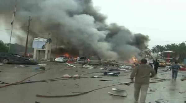 Irak'ta Bomba Yüklü Tanker İle İntihar Saldırısı: 32 Ölü, 100 Yaralı