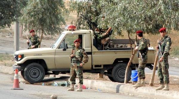 Irak'ta Kürtlere, 'işid'e Karşi Silahlanin' Çağrisi