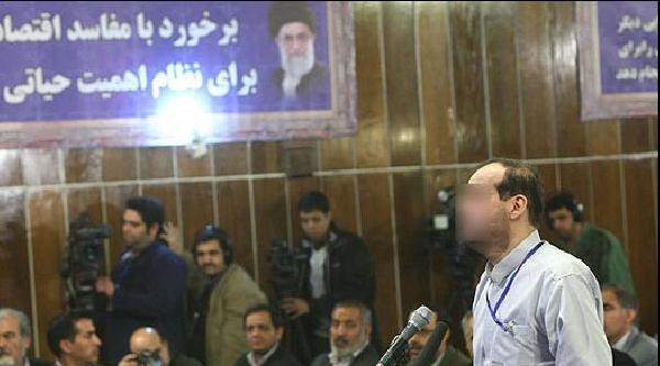 İran Bir Milyarderi İdam Etti
