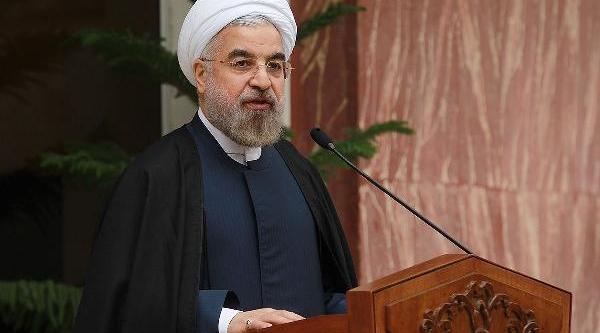 Iran Cumhurbaşkani: Dünya Güçleri Iran'In Nükleer Haklarini Resmen Tanidi / Fotoğraflar
