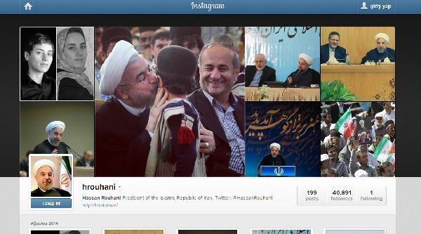 İran Cumhurbaşkanı Ruhani'den Tartışılan Paylaşım