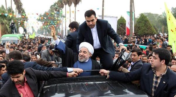Iran Cumhurbaşkani'Na Tartişmali Koruma