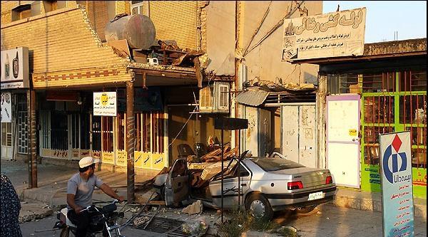 İran-irak Sınırında Deprem (2)