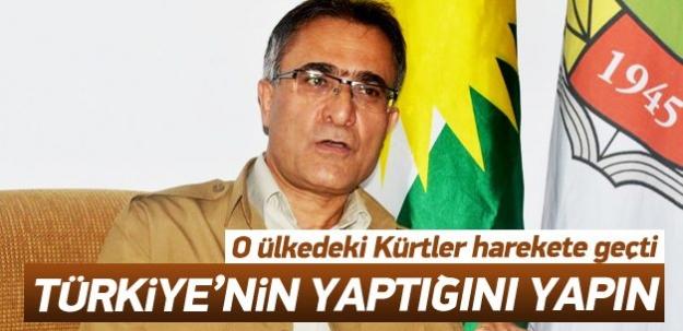 İran Kürtleri Türkiye'yi örnek alıyor